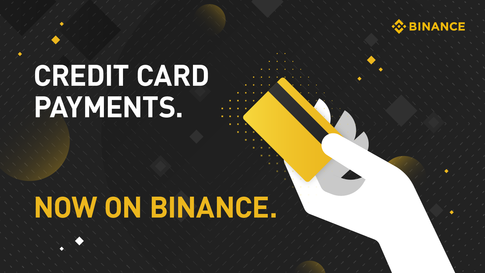 How to Buy Crypto with Credit Card on Binance video
