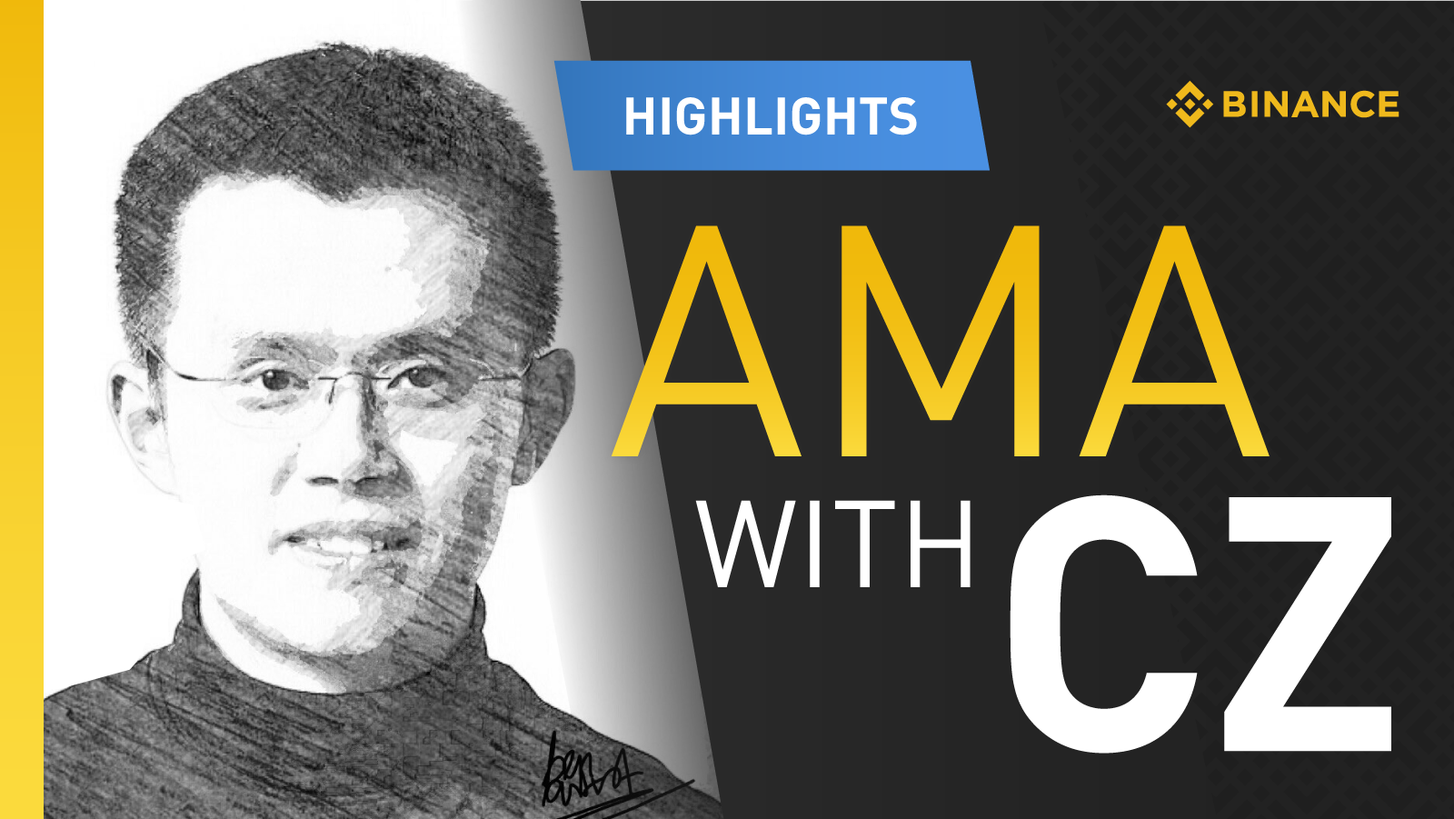 AMA with CZ: On Delisting, DEX, Launchpad, and More