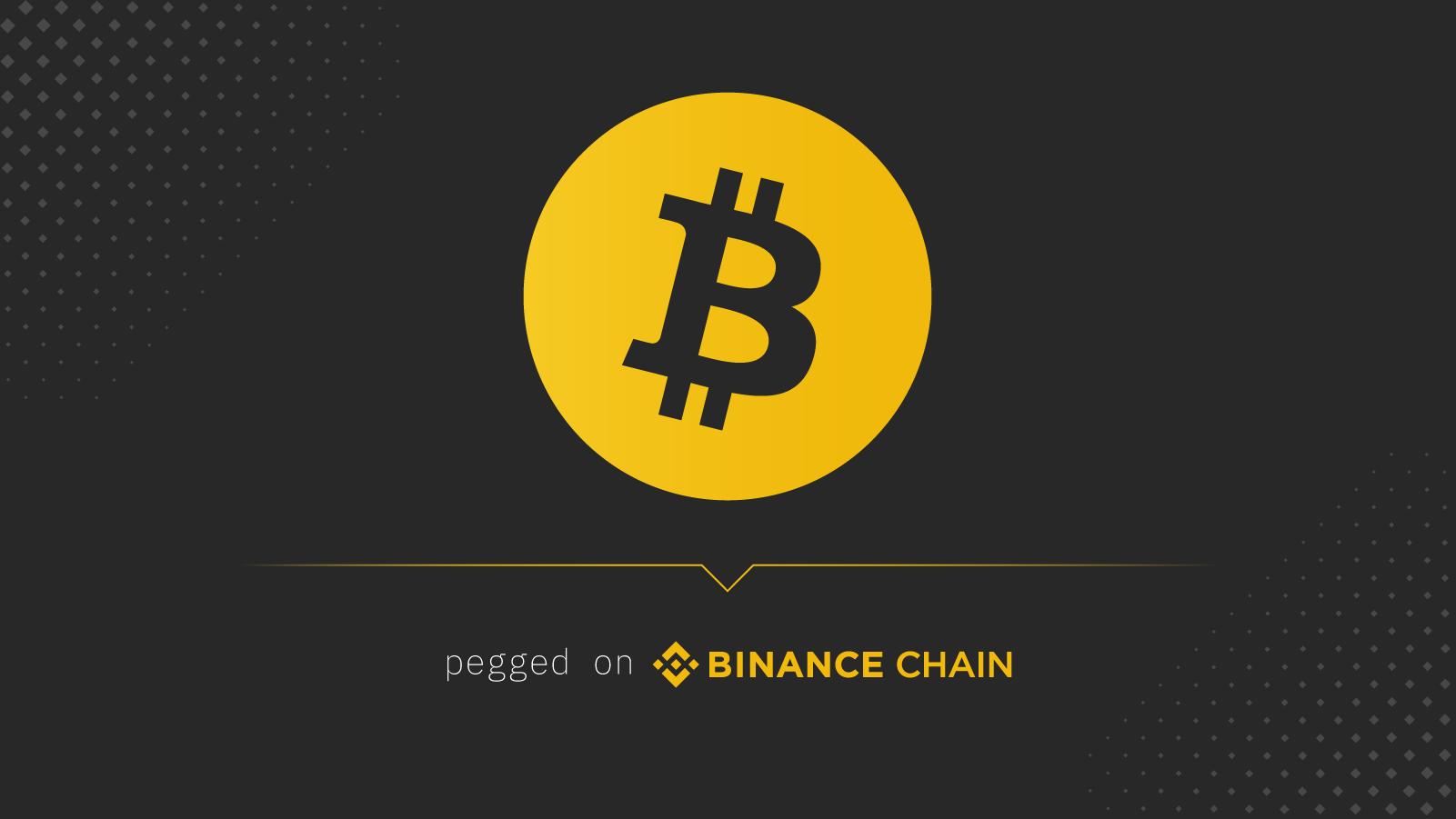 Introducing: Bitcoin-Pegged Token on Binance Chain   Binance Blog