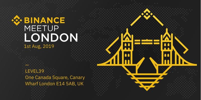 Binance: Building Crypto Bridges in London | Binance Blog
