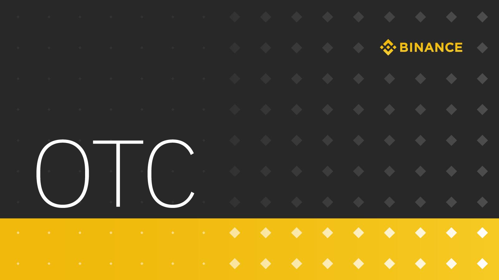 Altcoin Trader otc basicsbinance trading | binance blog