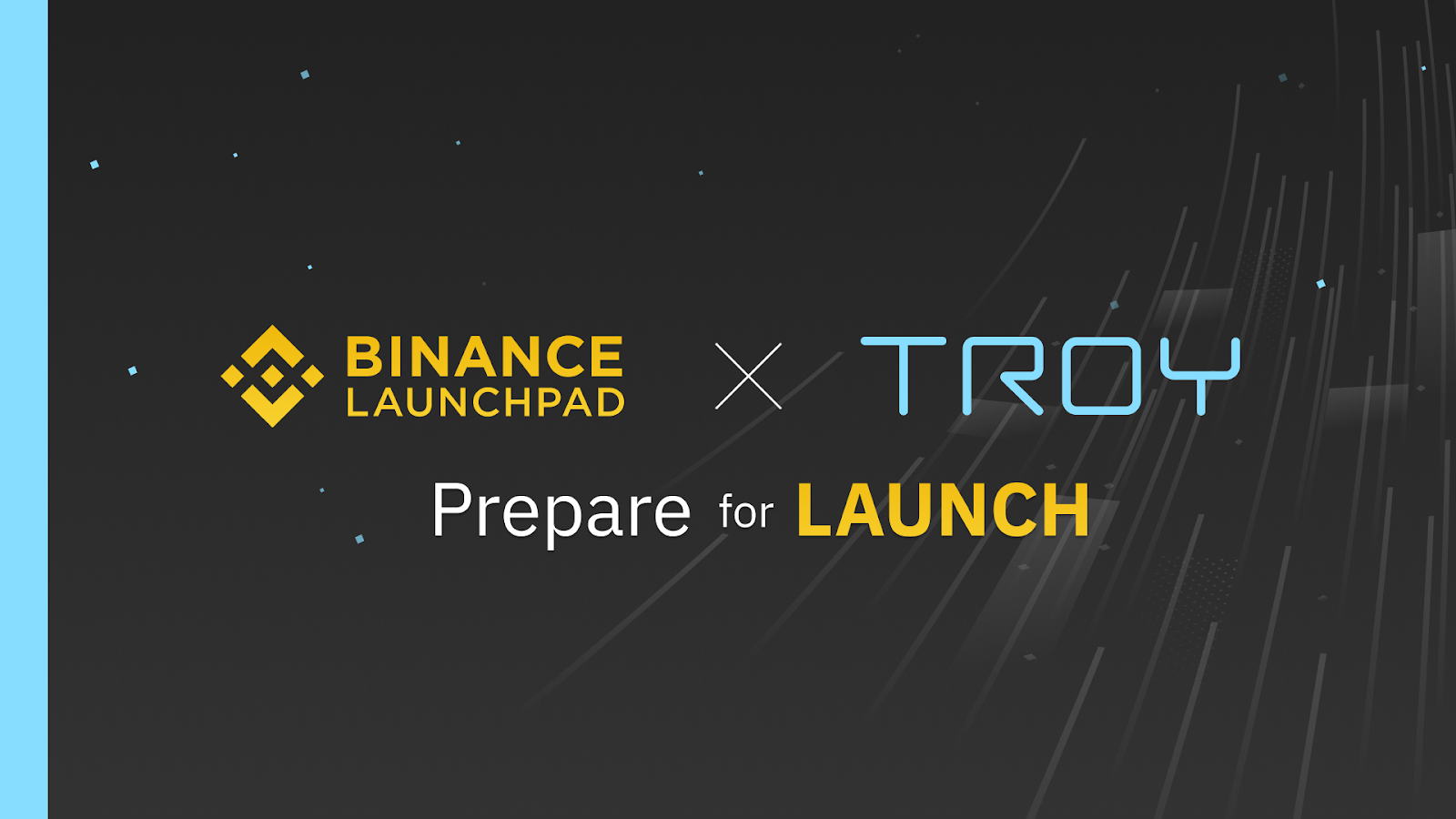 Binance Launchpad TROY Network