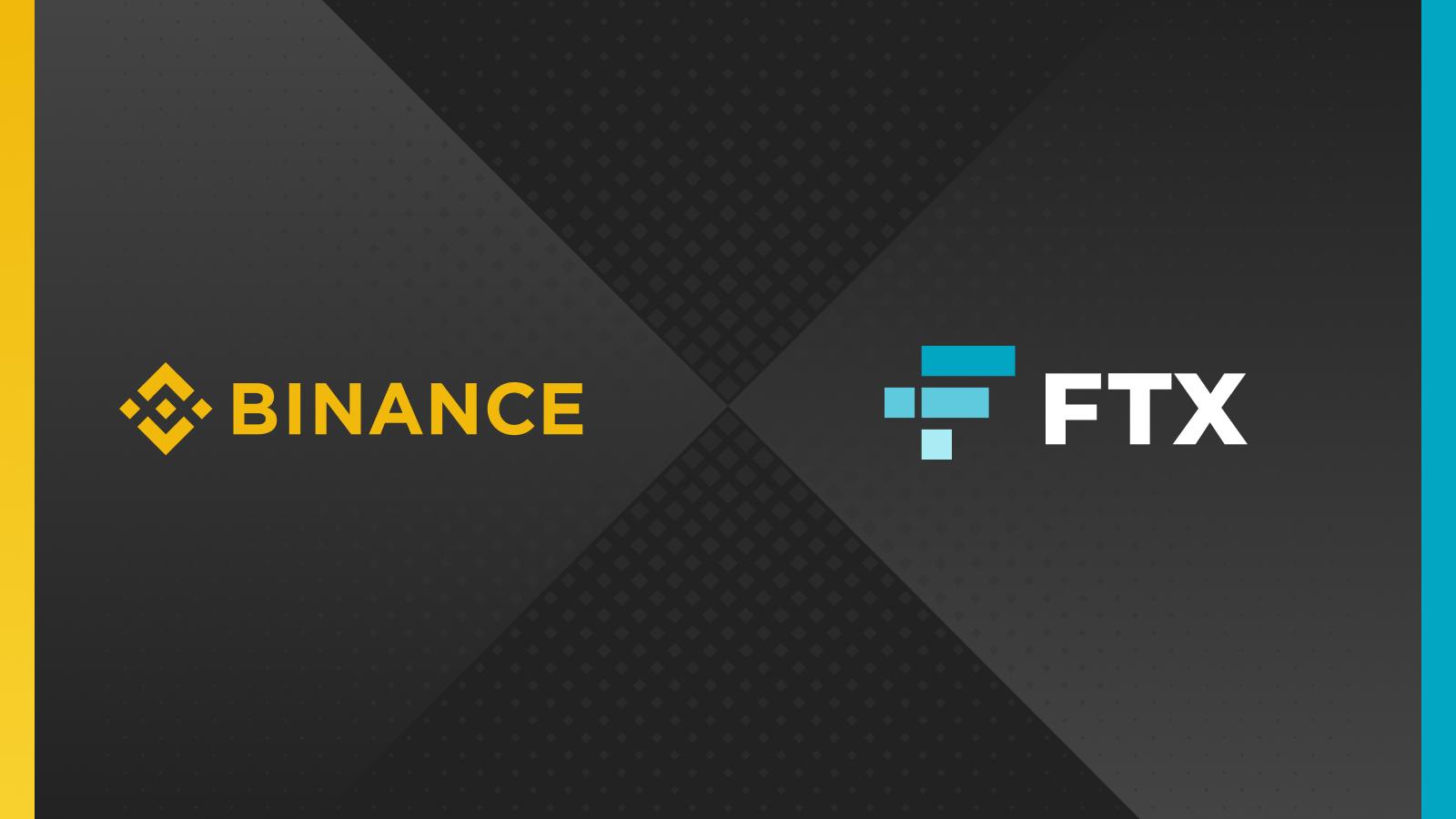 Binance đầu tư vào FTX