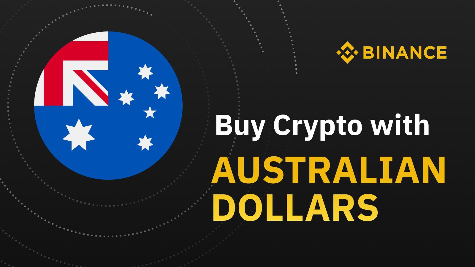 ตลาด Binance ประกาศ รองรับเงินดอลลาร์ออสเตรเลียและเงินบาทแล้ว