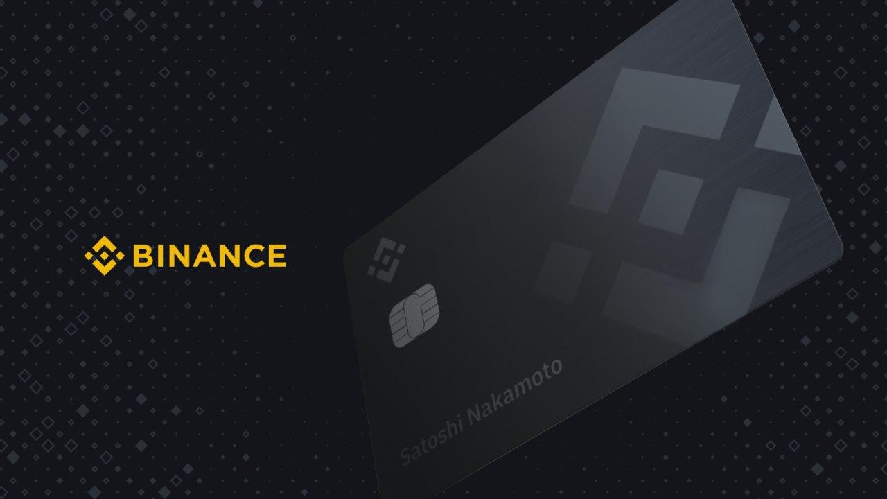 Introducing the Binance Card: Shop and Pay With Crypto Anywhere in ...