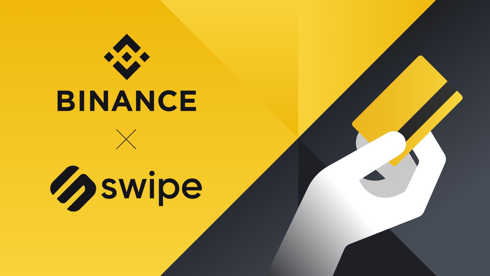 Binance mua lại hầu hết cổ phần của Swipe.