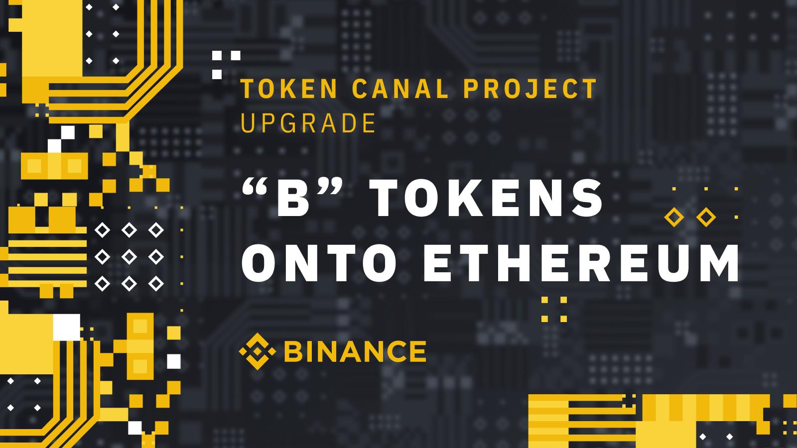 Token Canal Upgrade: Binance Wrapped BTokens on Ethereum, Panama Turns into Bridge | Binance Blog
