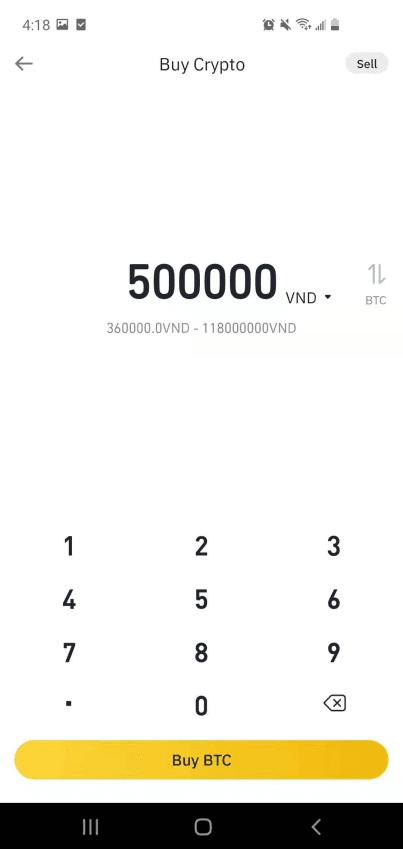 Cum să depun criptomonede în aplicația Crypto.com?