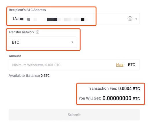 de unde să ia Bitcoin cache adresa