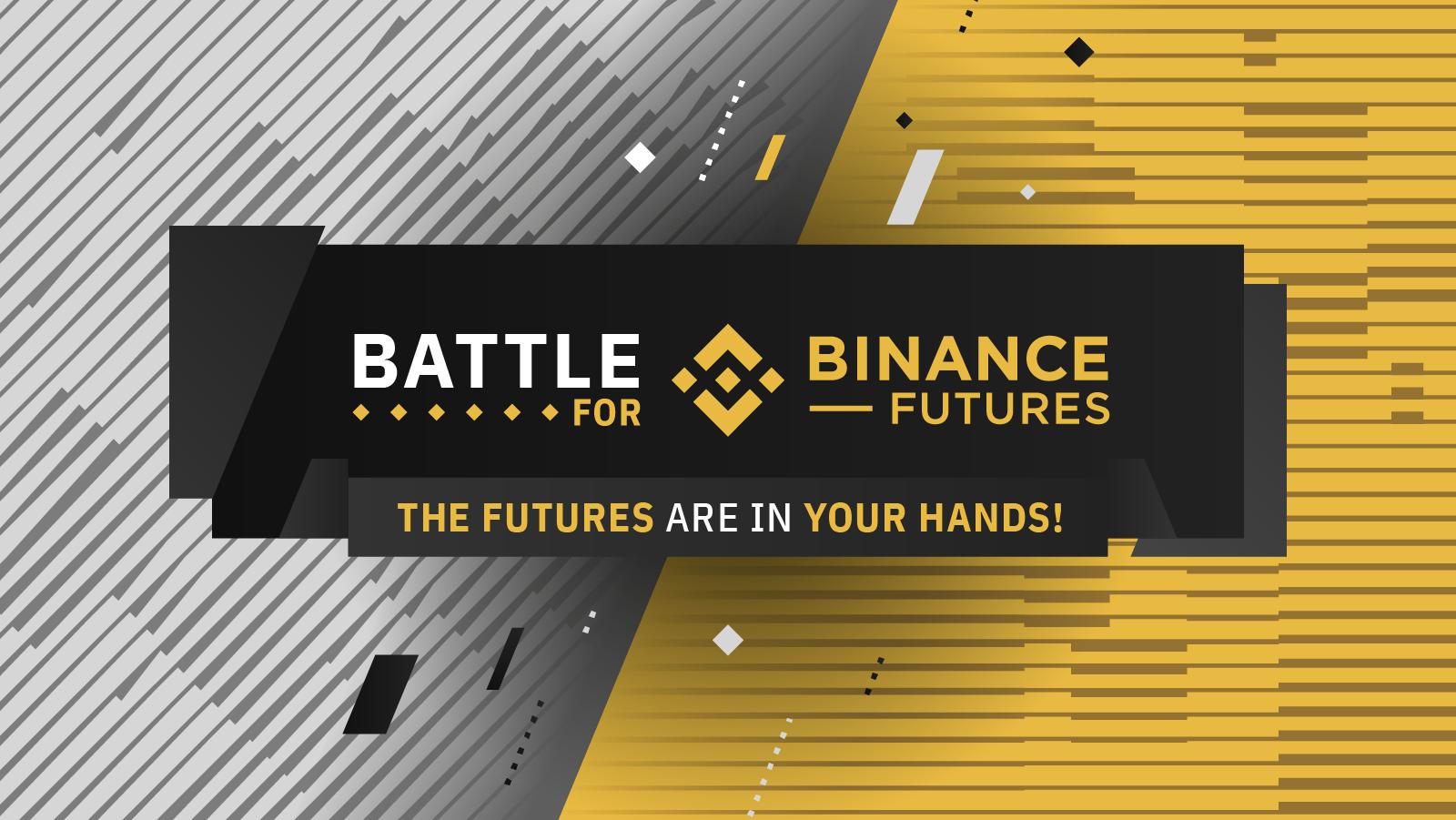 Battle for Binance Futures: Everyone Wins! | Binance Blog