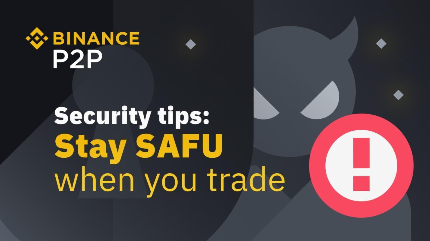   Binance P2P : conseils pour protéger vos bitcoins et éviter les escroqueries
