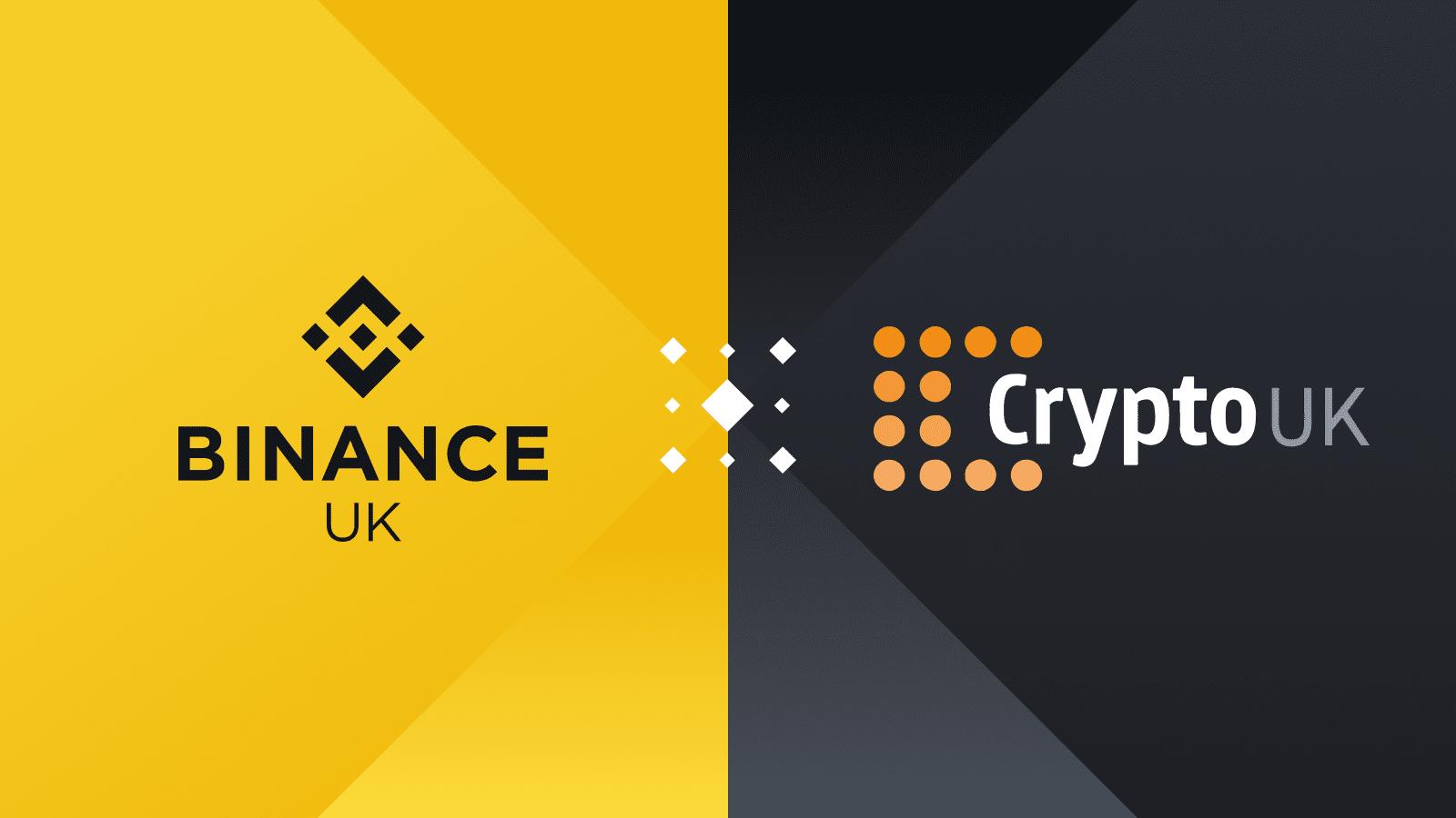 Binance.UK Joins Trade Association CryptoUK   Binance Blog