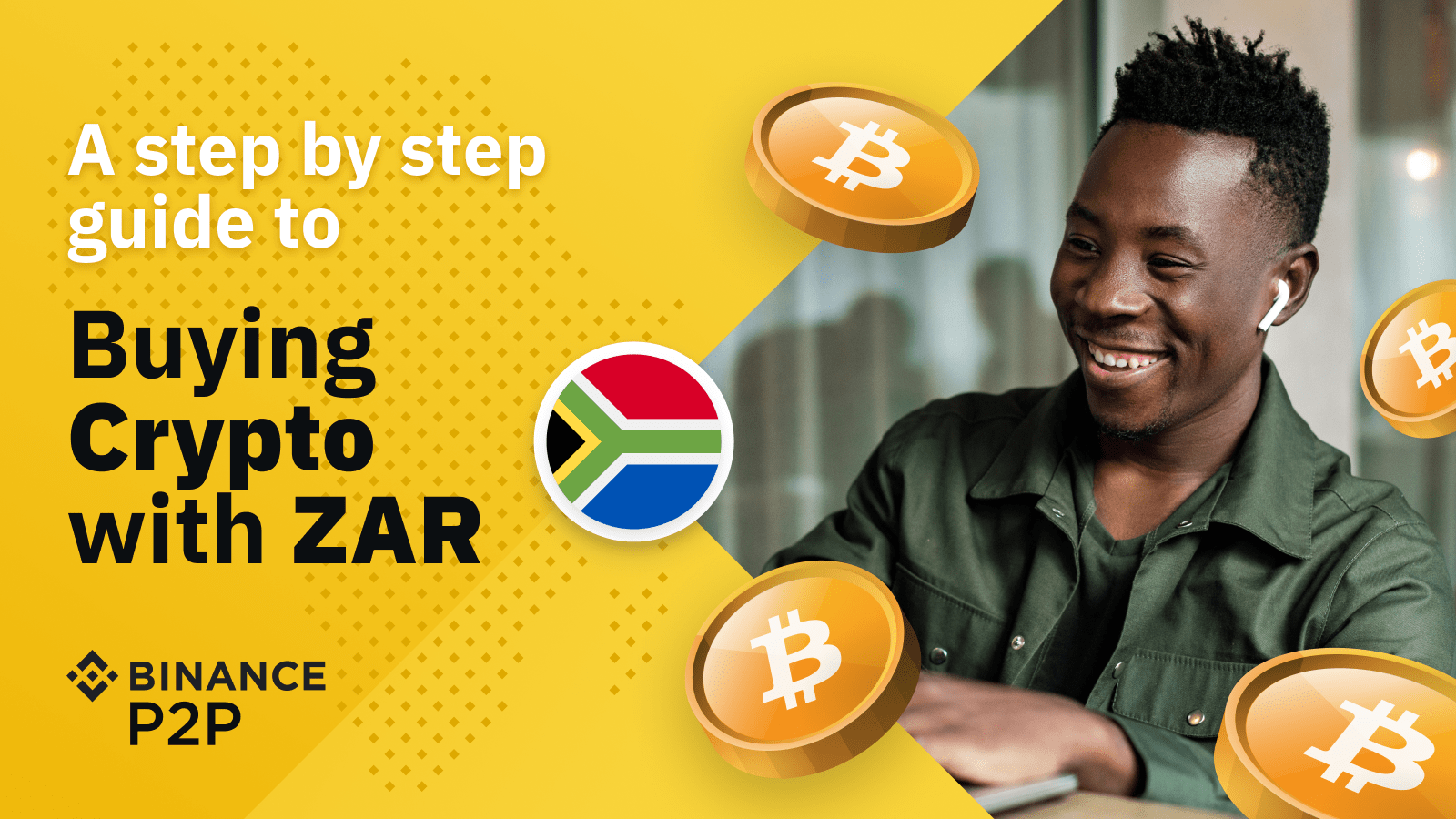 How To Buy Bitcoin In South Africa And Make Money With Cryptocurrency Binance Blog