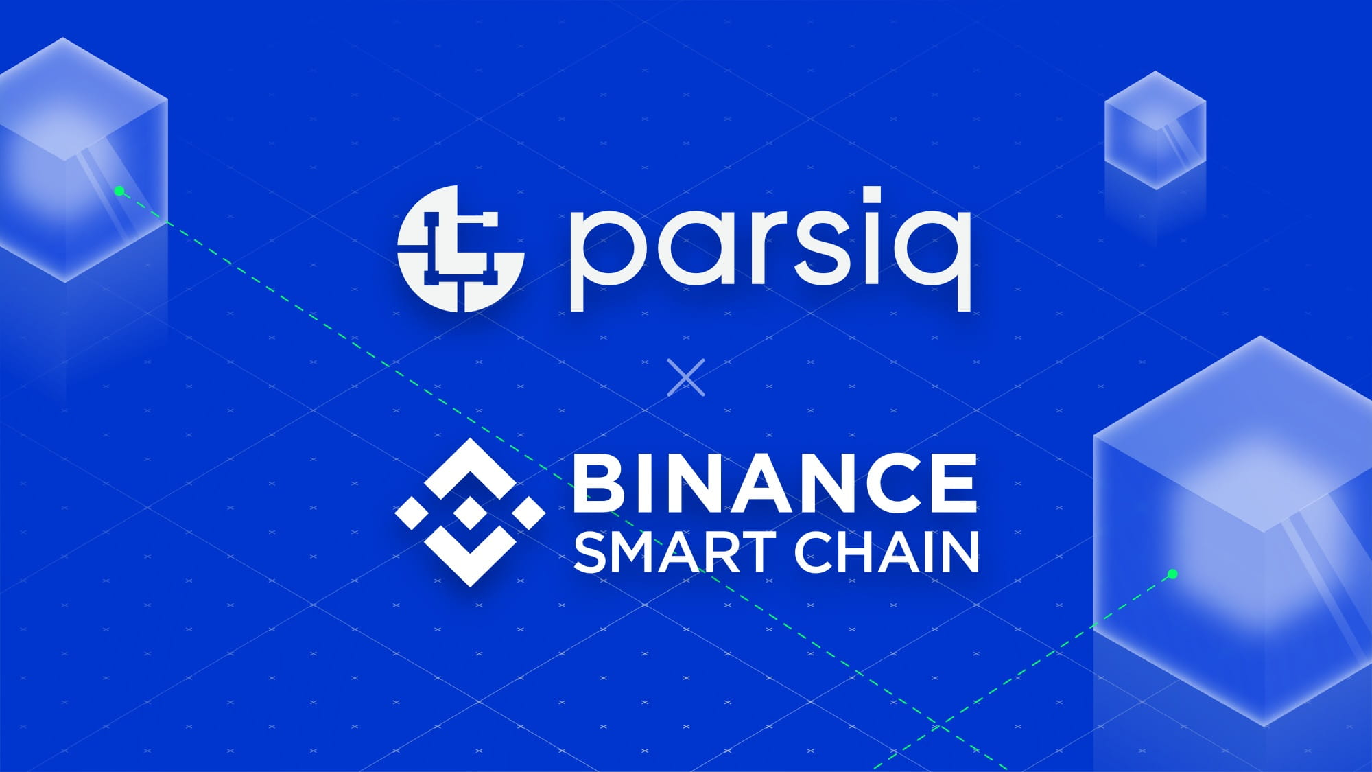 New on Binance Smart Chain: PARSIQ Cross-Chain Events SolutionCryptocurrency Trading Signals, Strategies & Templates | DexStrats