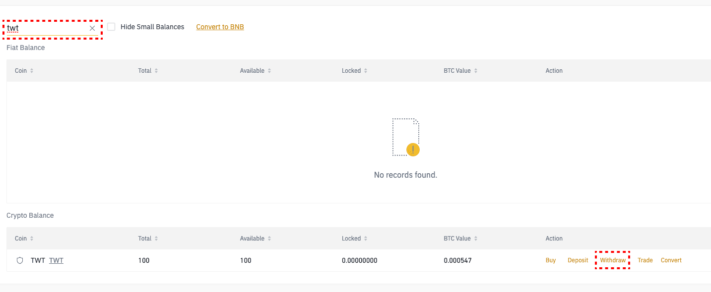 How To Claim Your Trust Wallet Token Twt Airdrop On Binance Binance Blog