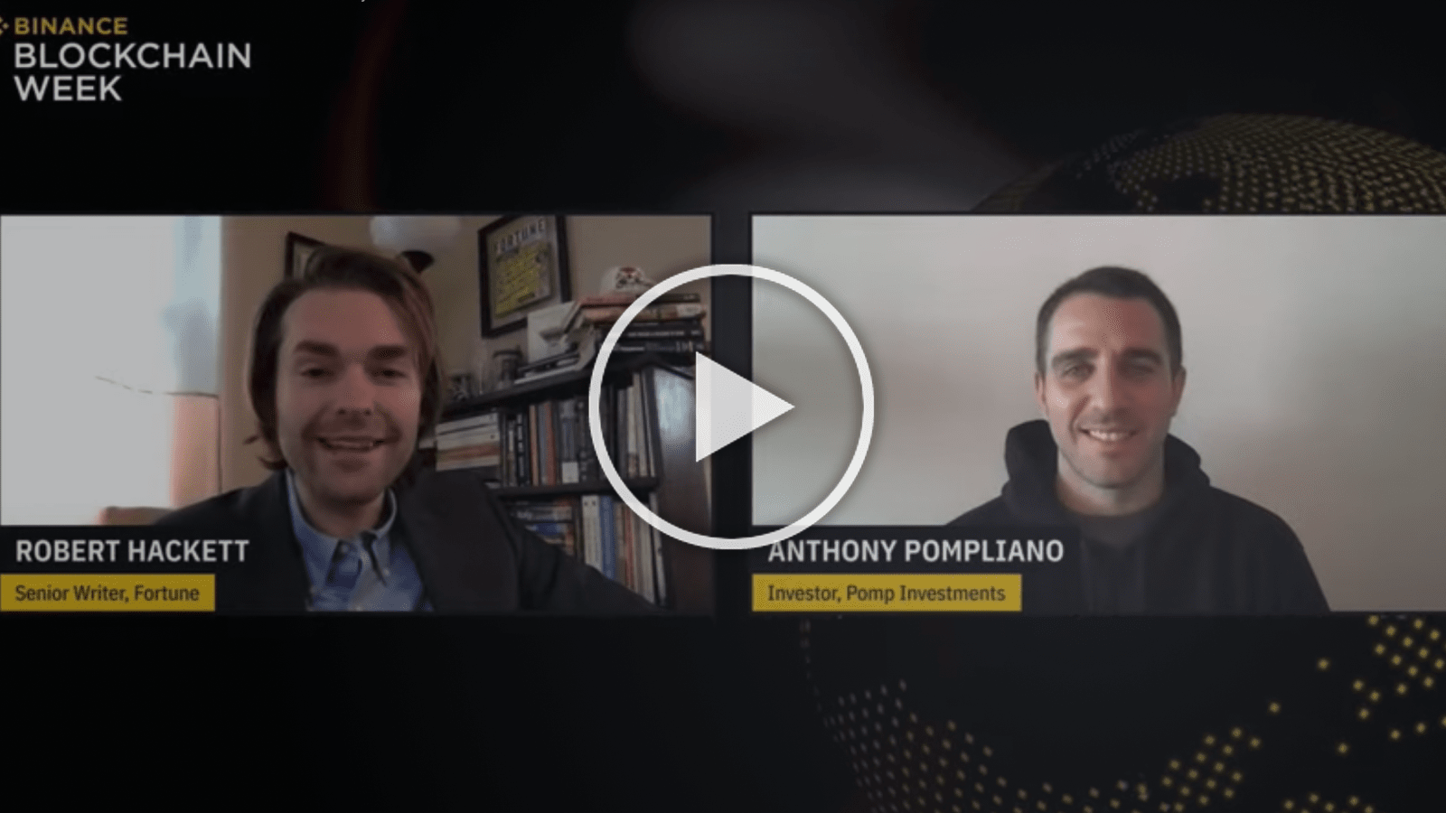 Post-Show Recap: Everything You Missed During Binance Blockchain WeekCryptocurrency Trading Signals, Strategies & Templates | DexStrats
