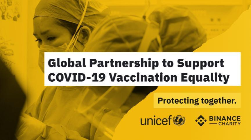 Binance Charity Donates $1 Million in Crypto to UNICEF for Global COVID-19 Vaccine RolloutCryptocurrency Trading Signals, Strategies & Templates | DexStrats