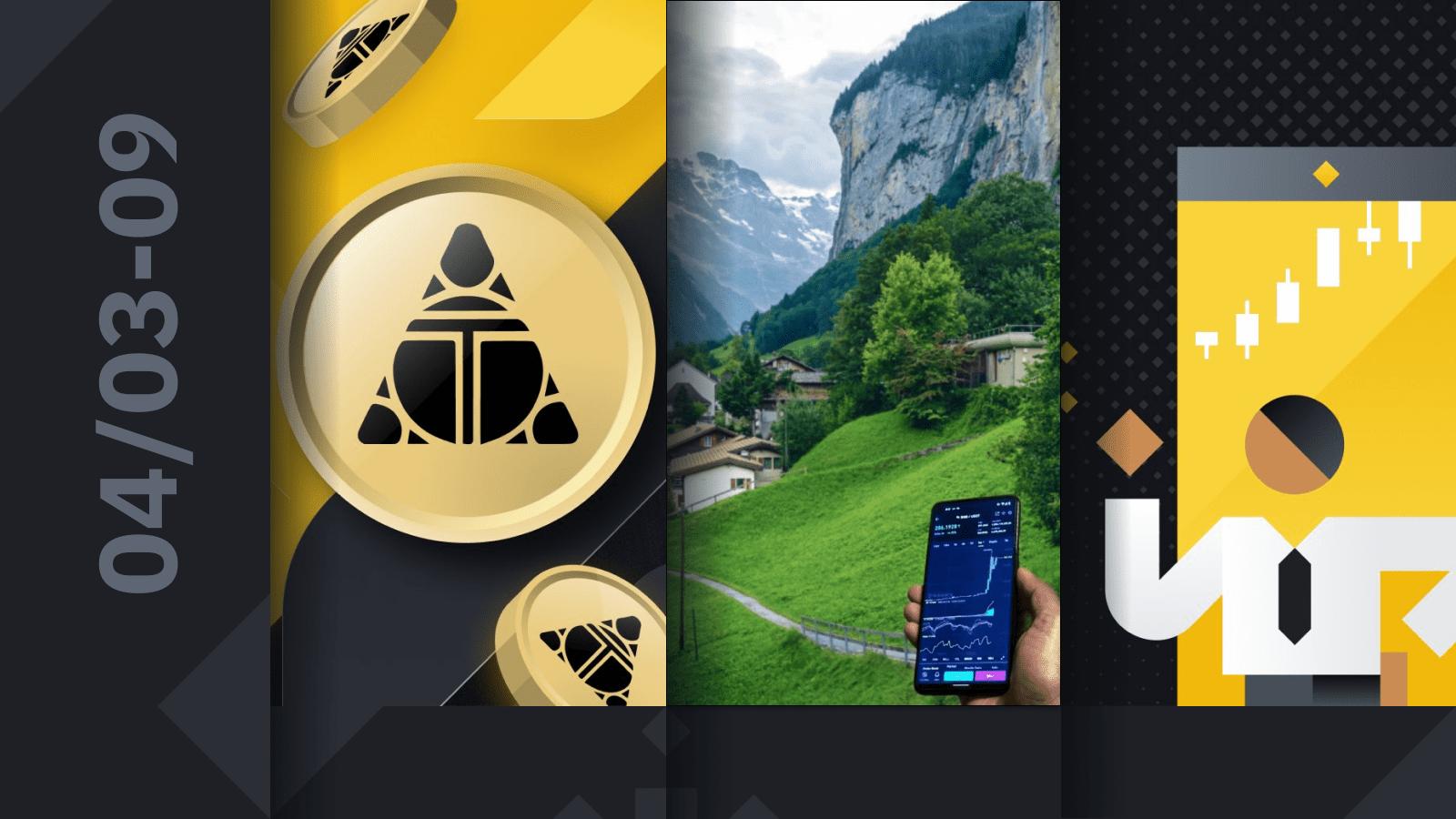 Binance Weekly Report: TLM on Launchpool, $2T Crypto Market | Binance Blog