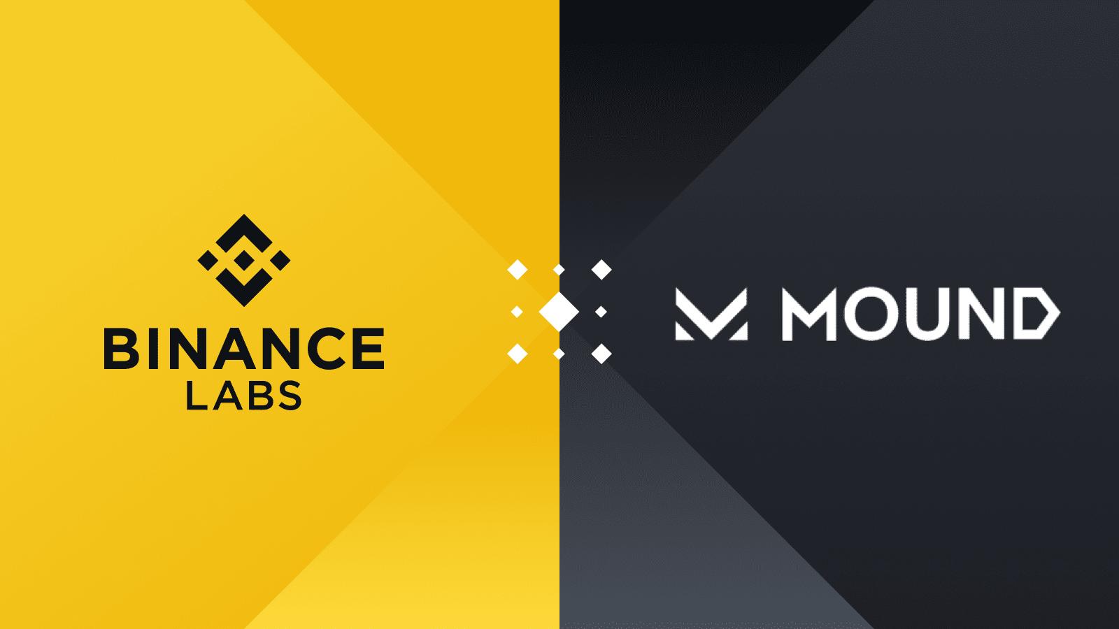 Binance Lab Leads $1.6 Million Strategic Investment Round for MOUND | Binance Blog