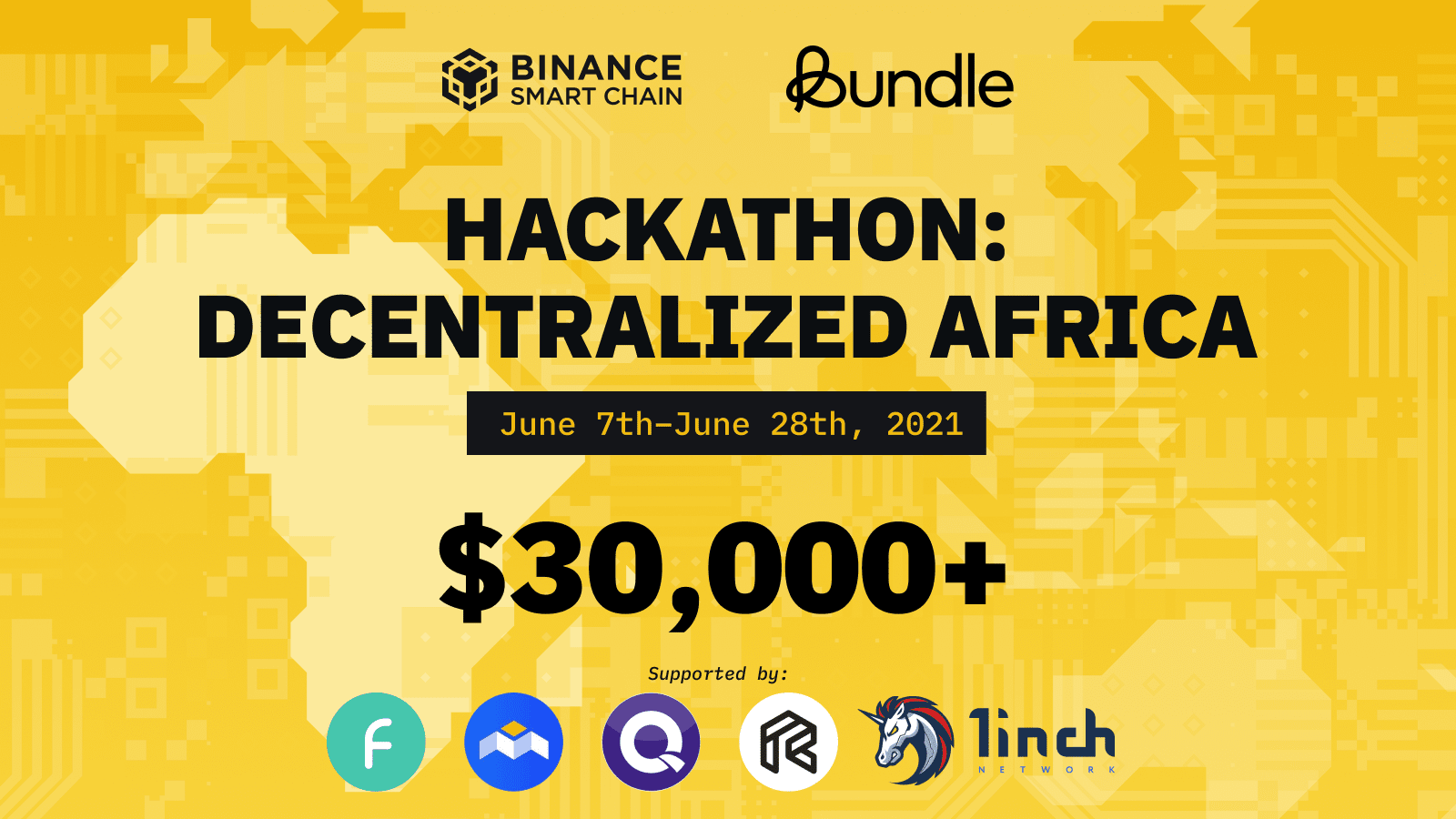 Decentralized Africa: Over $30,000 in Prizes To Hackathon Participants in Africa Cryptocurrency Trading Signals, Strategies & Templates   DexStrats