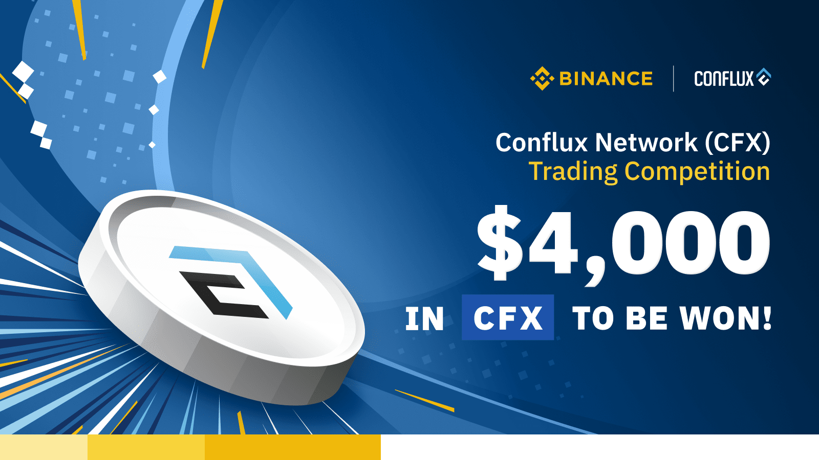 Conflux Trading Competition (SE Asia + NZ) with Total Prize Pool of $4,000! Cryptocurrency Trading Signals, Strategies & Templates | DexStrats