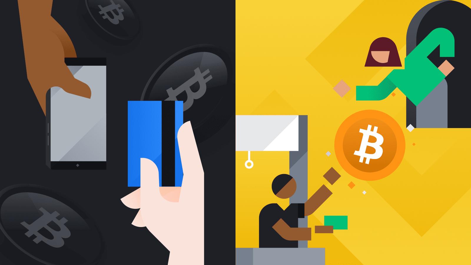 Come trasferire bitcoin da Coinbase a Binance?