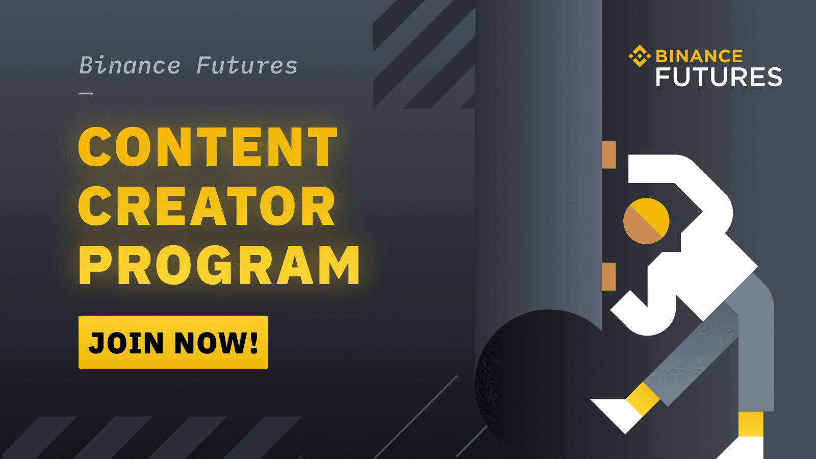 Earn Up to 1,600 BUSD Monthly With Binance Futures Content Creator ProgramCryptocurrency Trading Signals, Strategies & Templates | DexStrats
