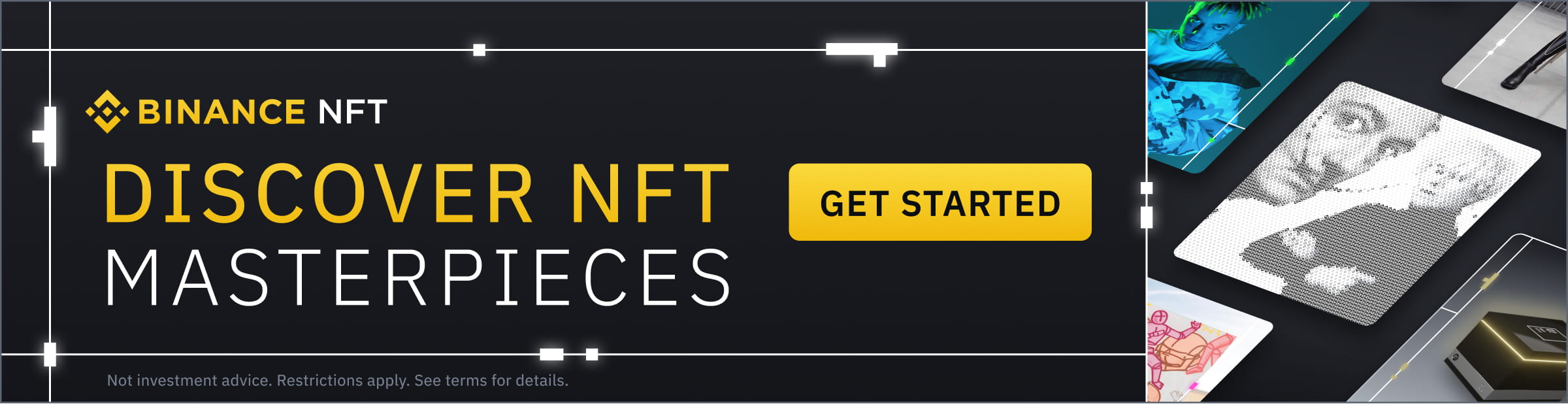 """Binance NFT Drop: Get The """"Big Time"""" Collection Featuring Early Access Passes, Mystery Boxes and much more!Cryptocurrency Trading Signals, Strategies & Templates   DexStrats"""