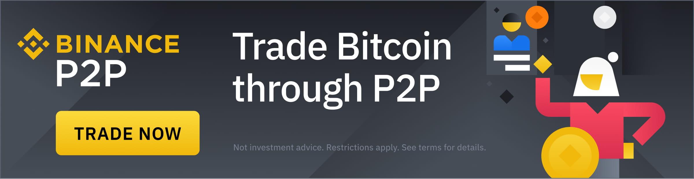 p2p scambio btc