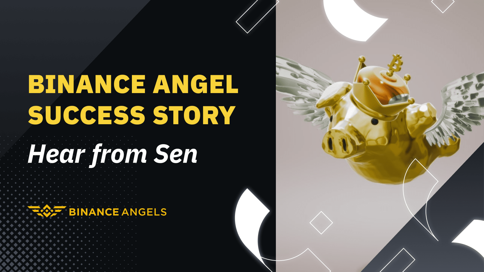 From Crypto Newbie to NFT Extraordinaire: Life as a Binance AngelCryptocurrency Trading Signals, Strategies & Templates   DexStrats