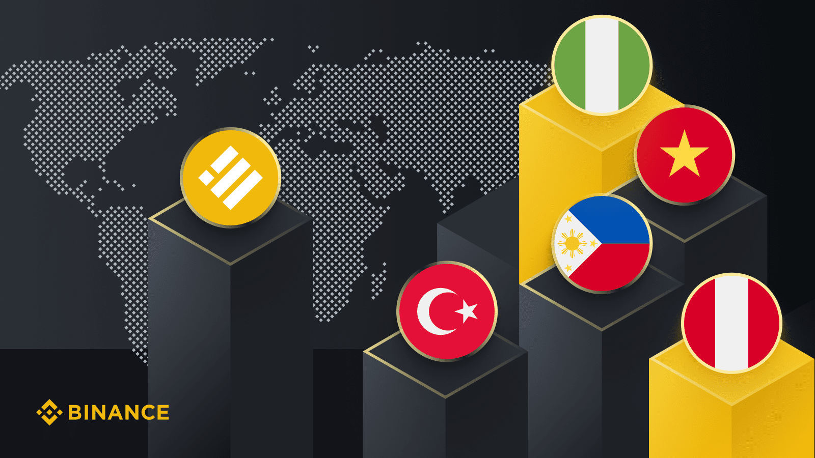 The World Goes Crypto: Top 5 Countries Adopting Crypto and How BUSD HelpsCryptocurrency Trading Signals, Strategies & Templates | DexStrats