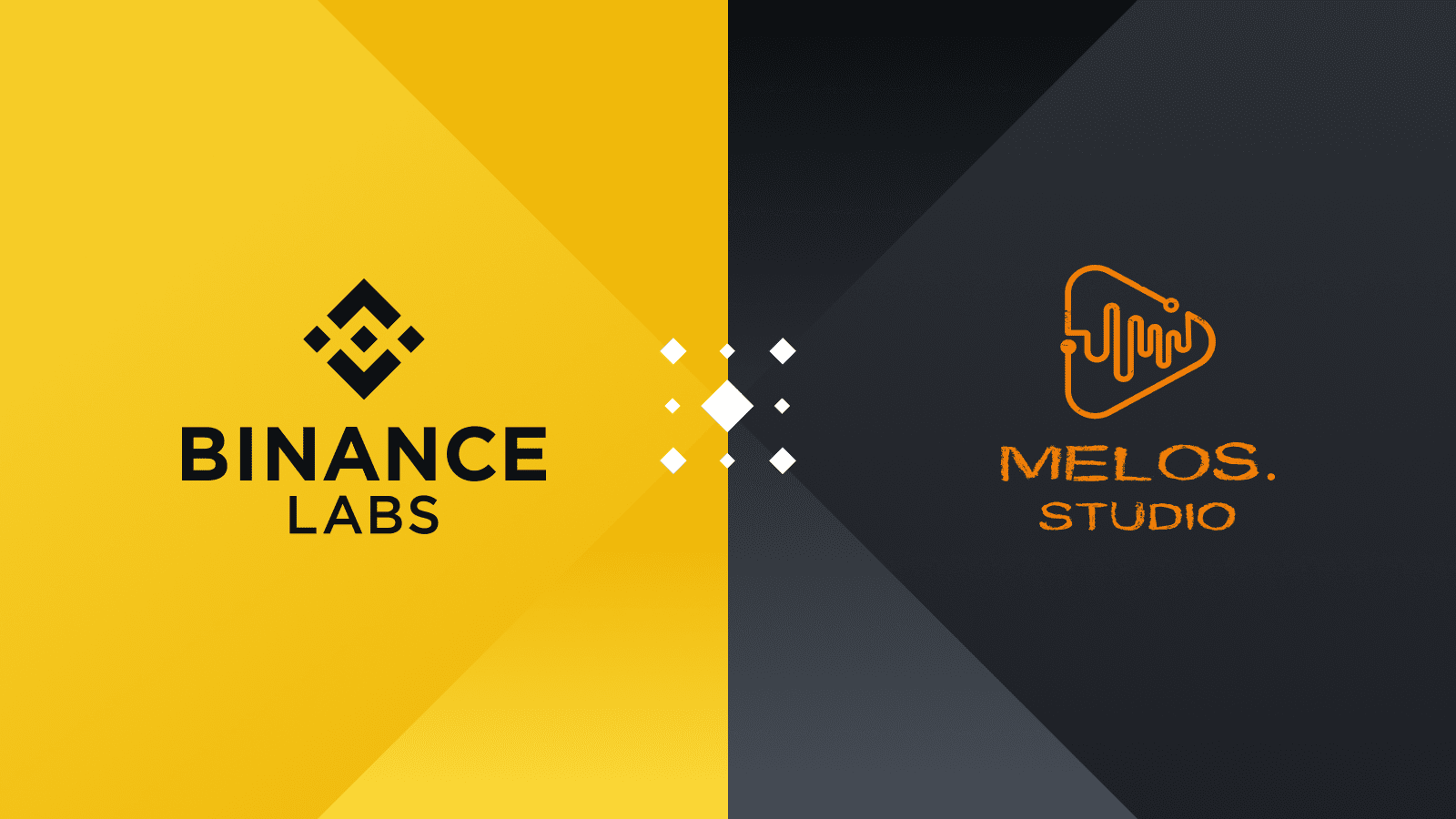 Binance Labs Announces Strategic Investment with Melos Studio