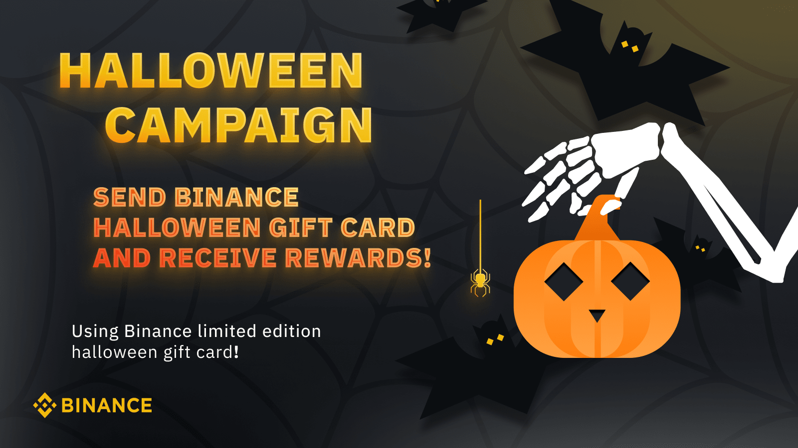 New Zealand - Halloween Gift Card Campaign!