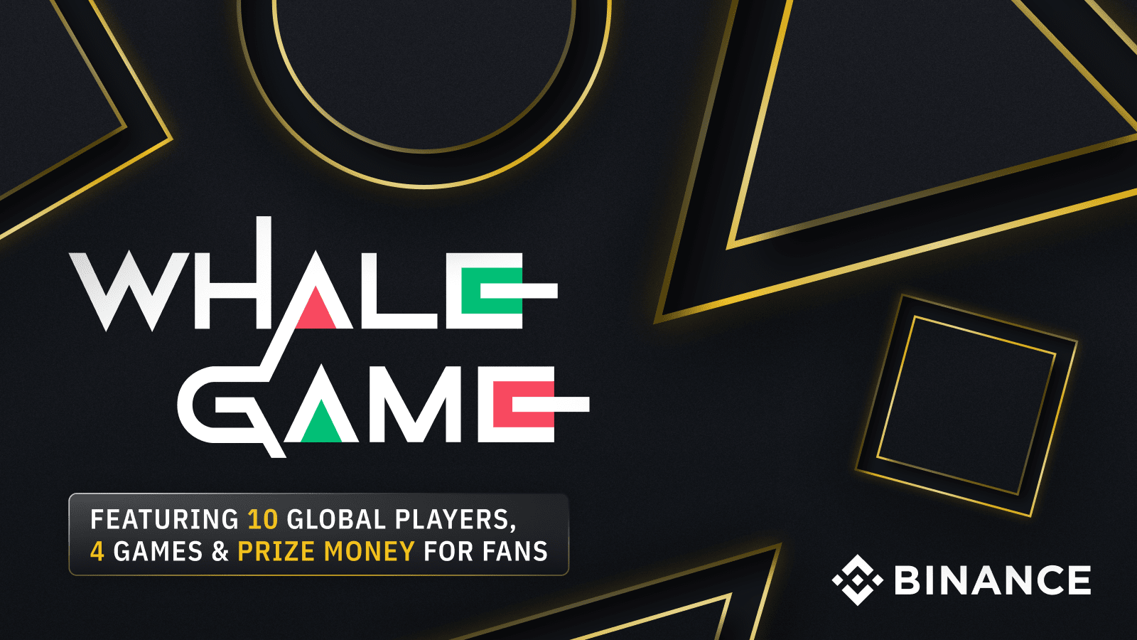 Binance Whale Game - Join the Winning Team to Share $20,000!